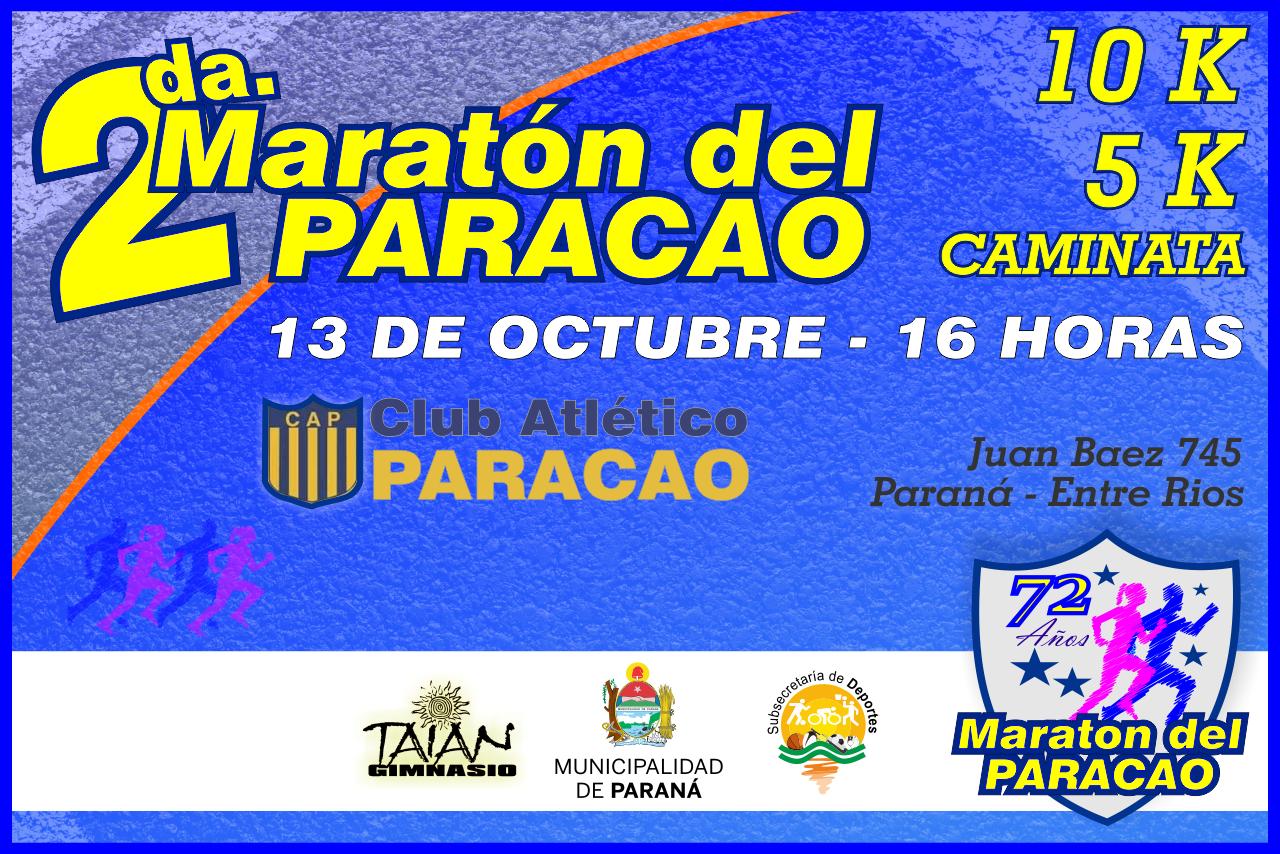 2da. Maraton del Paracao
