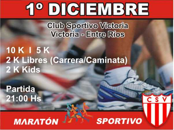 Maratón Sportivo Victoria