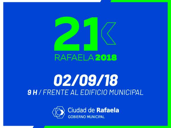 21K CIUDAD DE RAFAELA