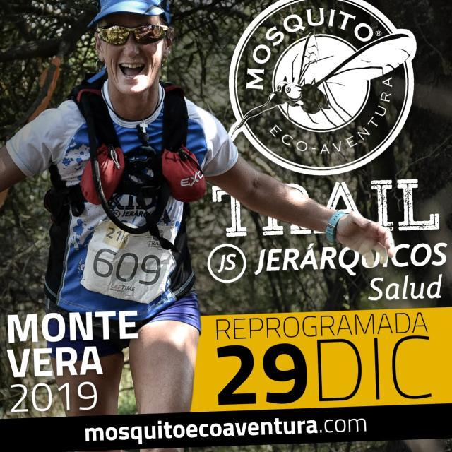 Mosquito eco trail etapa monte vera 2019